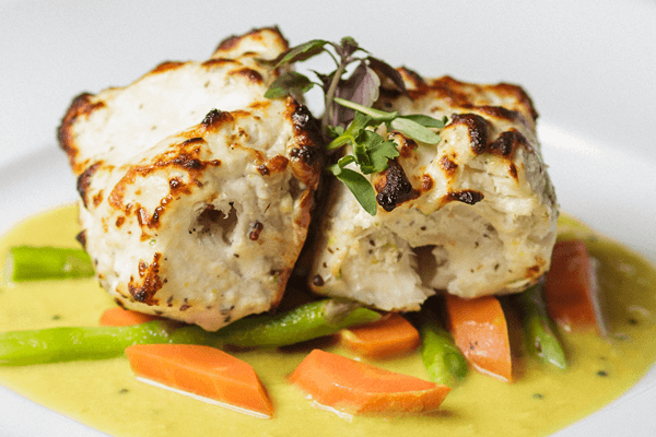 MALAI HALIBUT(~ GRAND PRIZE WINNER OF THE 2004 USA FISH DISH AWARDS ~) )